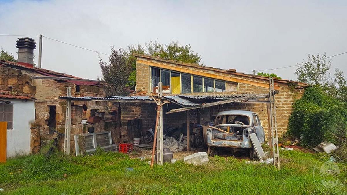 Casa colonica a CORTONA in C.S. Chianacce 22
