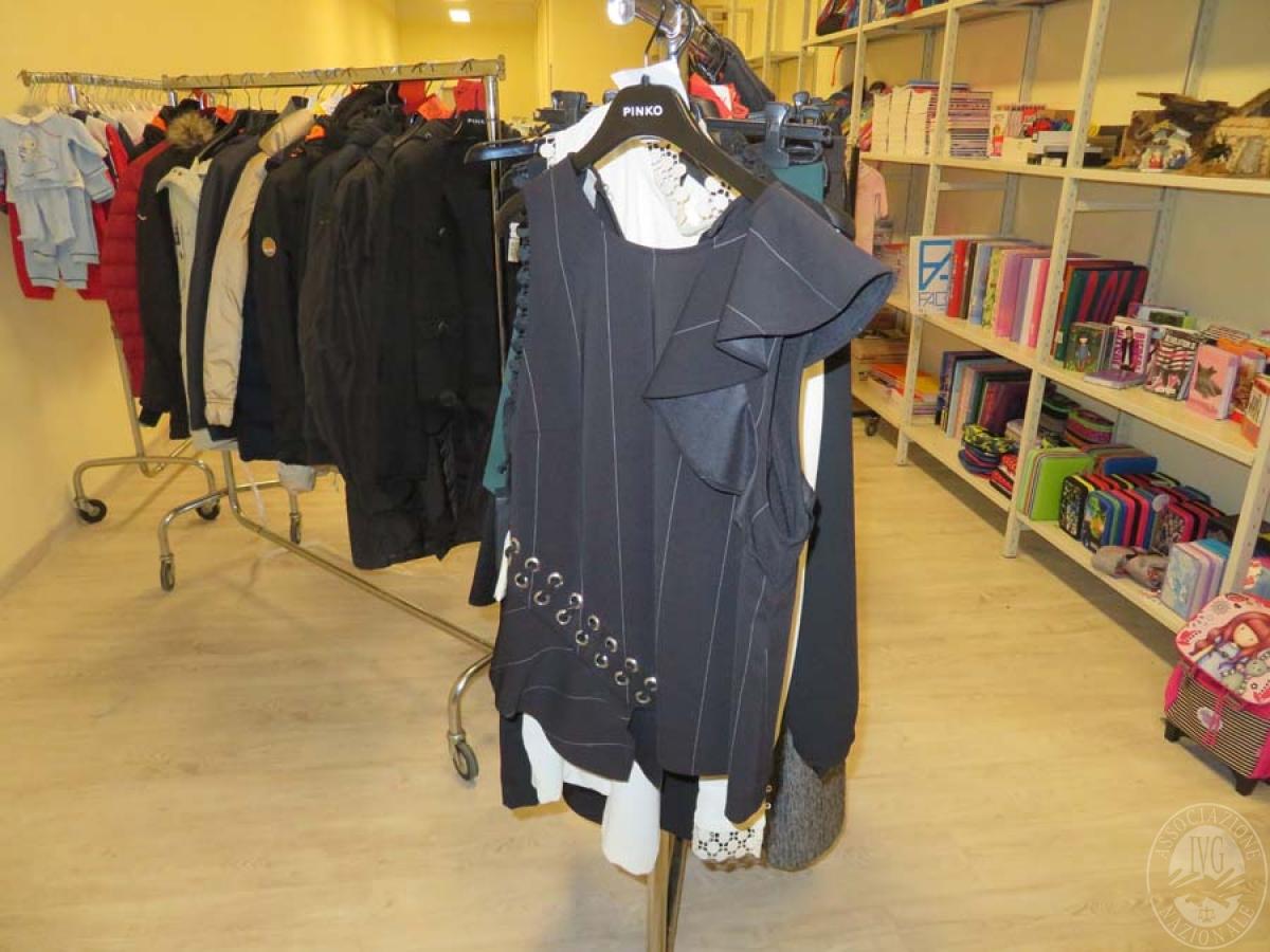 Abbigliamento vario marca NIKE, ARMANI, palloni NIKE, ADIDAS, scarpe calcio NIKE, ADIDAS e altro   GARA ONLINE 21 MAGGIO 2021 49