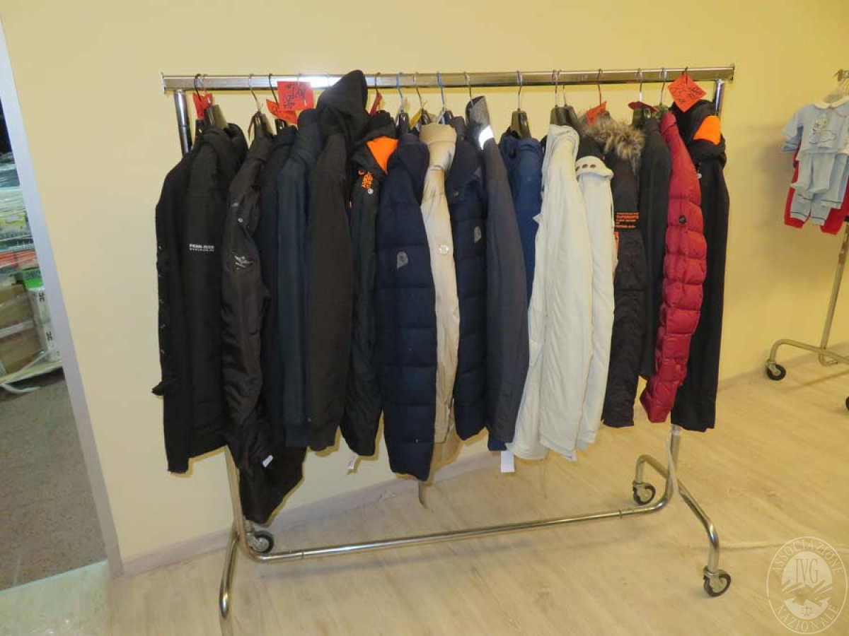 Abbigliamento vario marca NIKE, ARMANI, palloni NIKE, ADIDAS, scarpe calcio NIKE, ADIDAS e altro   GARA ONLINE 21 MAGGIO 2021 52