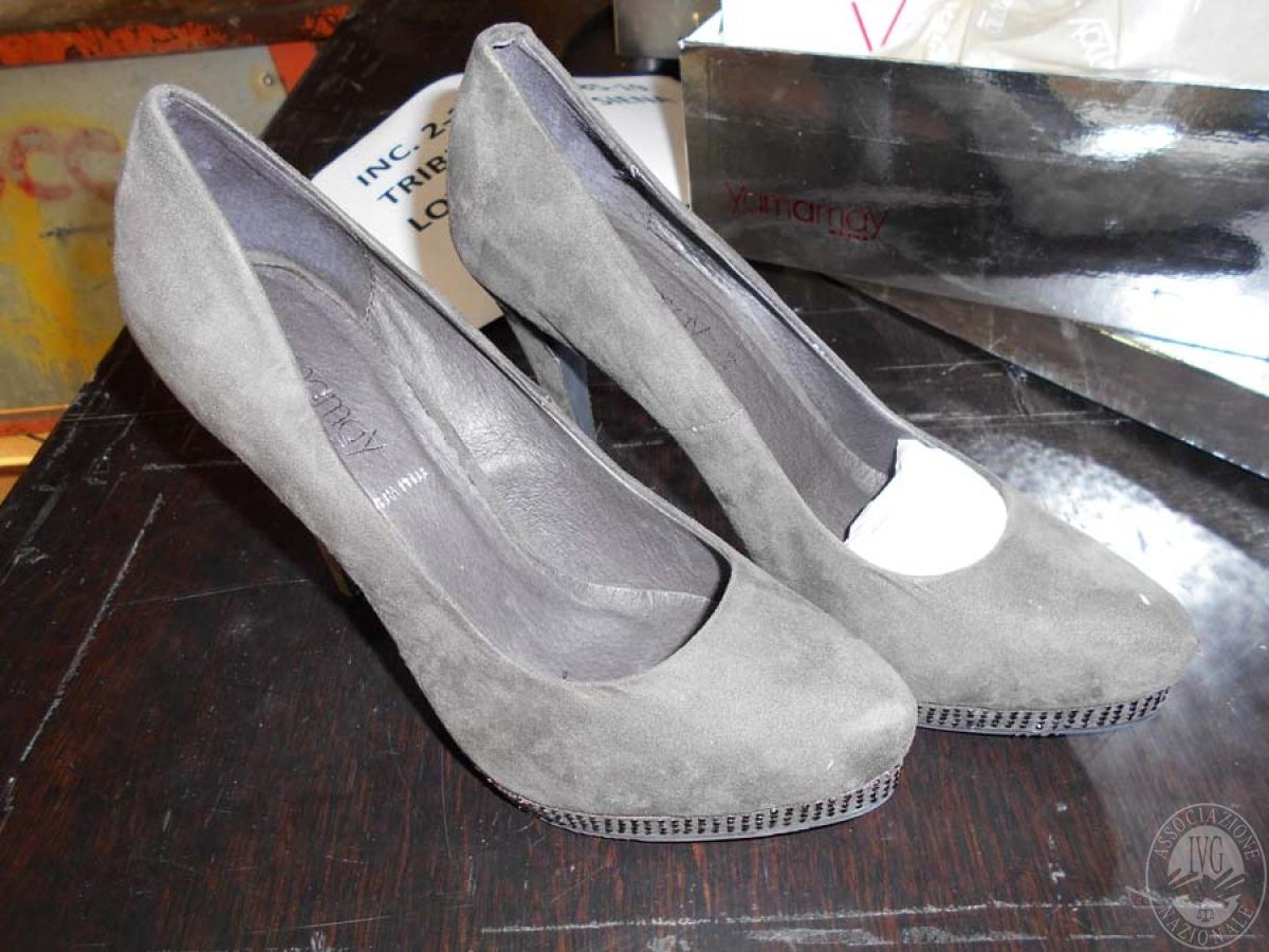 Lotto 2) N. 98 paia di scarpe marca YAMAMAY  GARA ONLINE 21 MAGGIO 2021