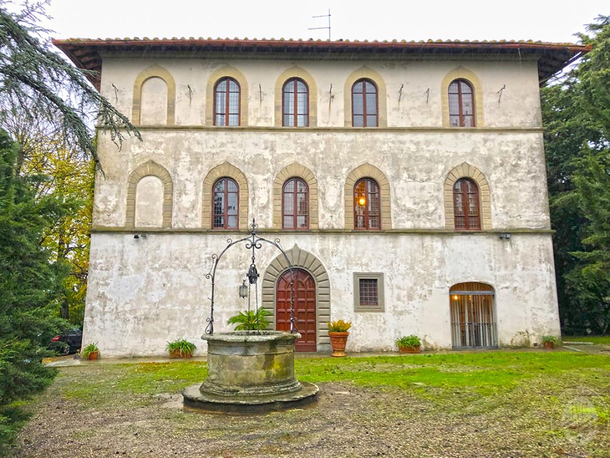 Villa ad AREZZO in loc. Sant'Andrea a Pigli - Lotto 1