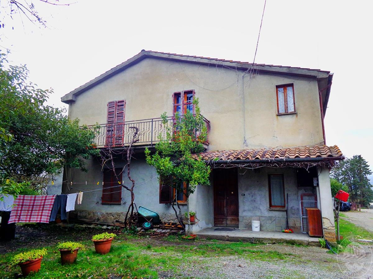 Appartamenti e magazzini a PIANCASTAGNAIO in loc. Podere San Domenico - Lotto 1