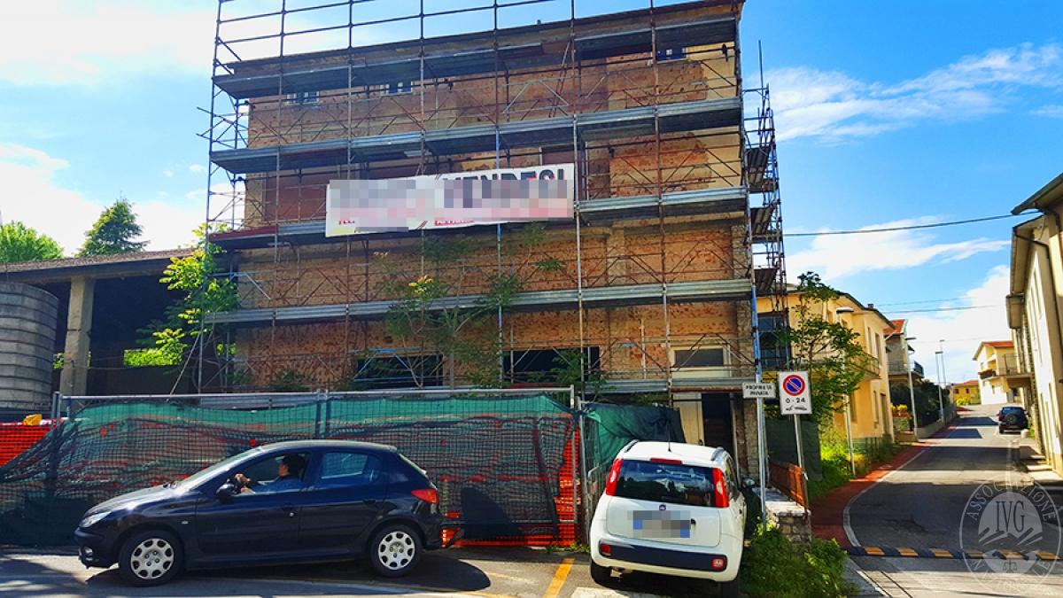 Palazzina in costruzione a BUCINE in Piazza Ciro Menotti