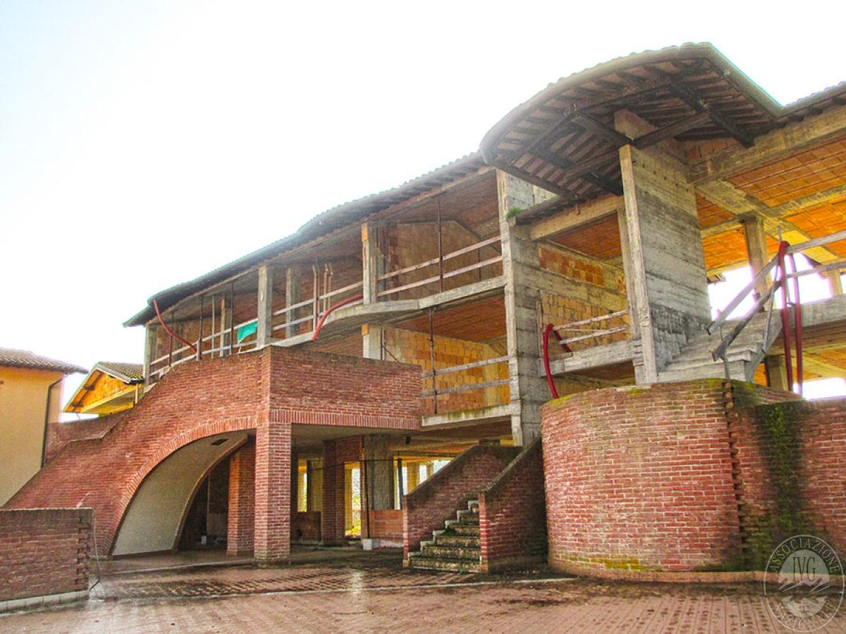 Edificio in costruzione a MONTALCINO in Località San Giovanni d'Asso - Lotto 8