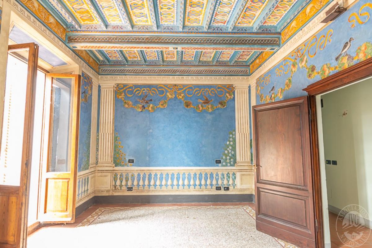 Villa e ristorante a CASOLE D'ELSA in loc. Mucellena-Maggiano 14