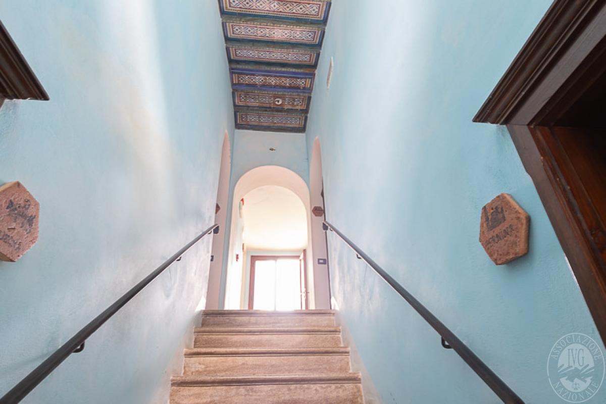Villa e ristorante a CASOLE D'ELSA in loc. Mucellena-Maggiano 13