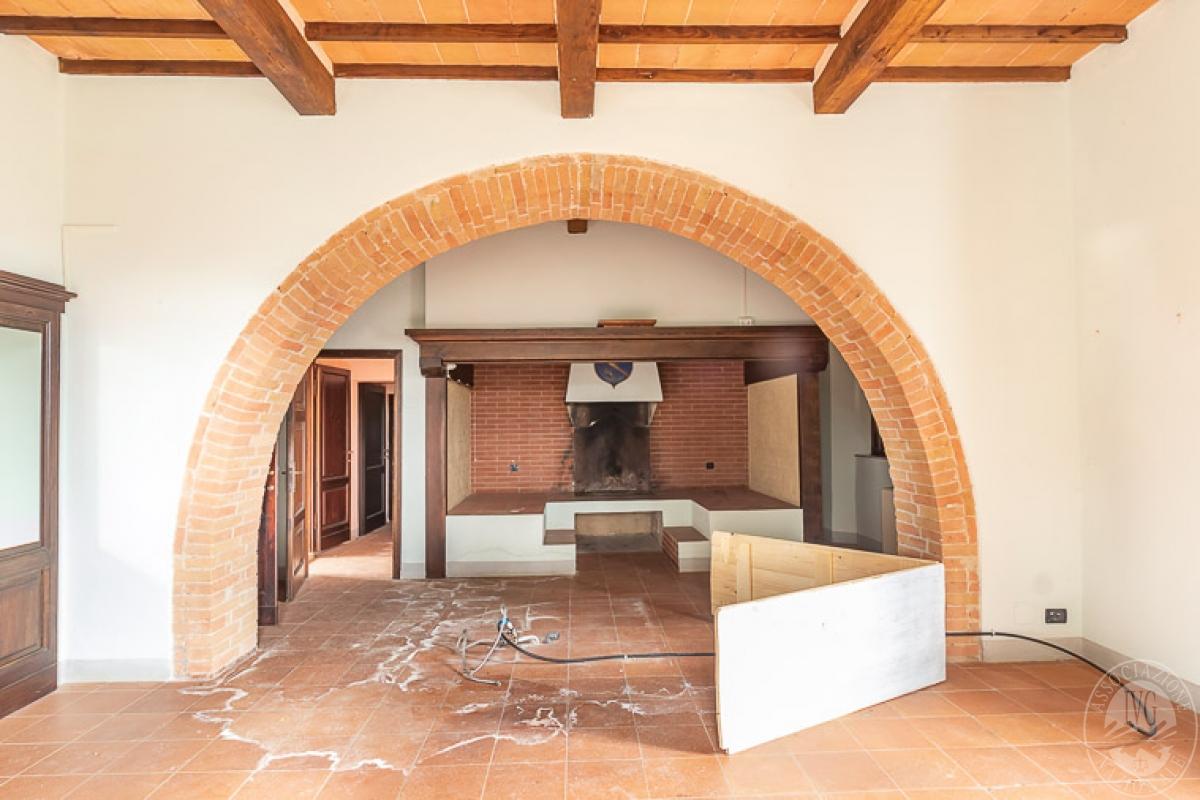 Villa e ristorante a CASOLE D'ELSA in loc. Mucellena-Maggiano 20