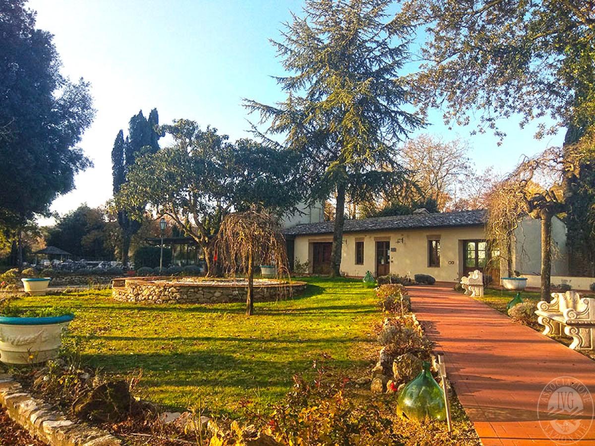 Villa e ristorante a CASOLE D'ELSA in loc. Mucellena-Maggiano 24