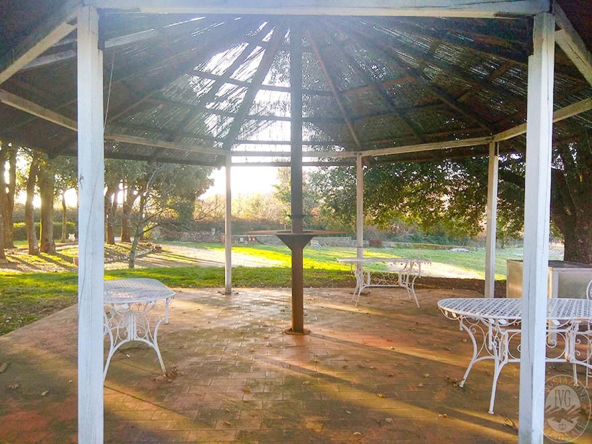 Villa e ristorante a CASOLE D'ELSA in loc. Mucellena-Maggiano 27