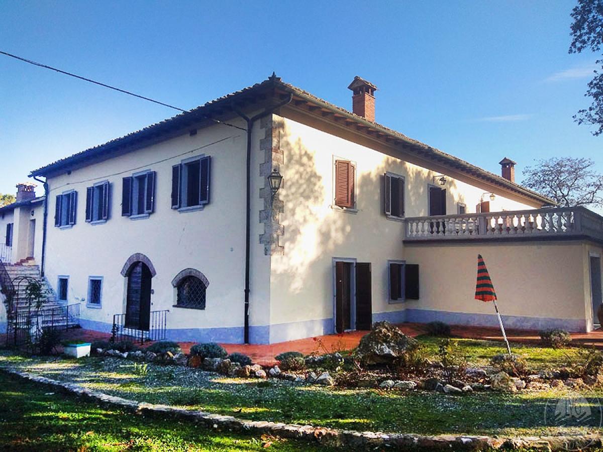 Villa e ristorante a CASOLE D'ELSA in loc. Mucellena-Maggiano 31