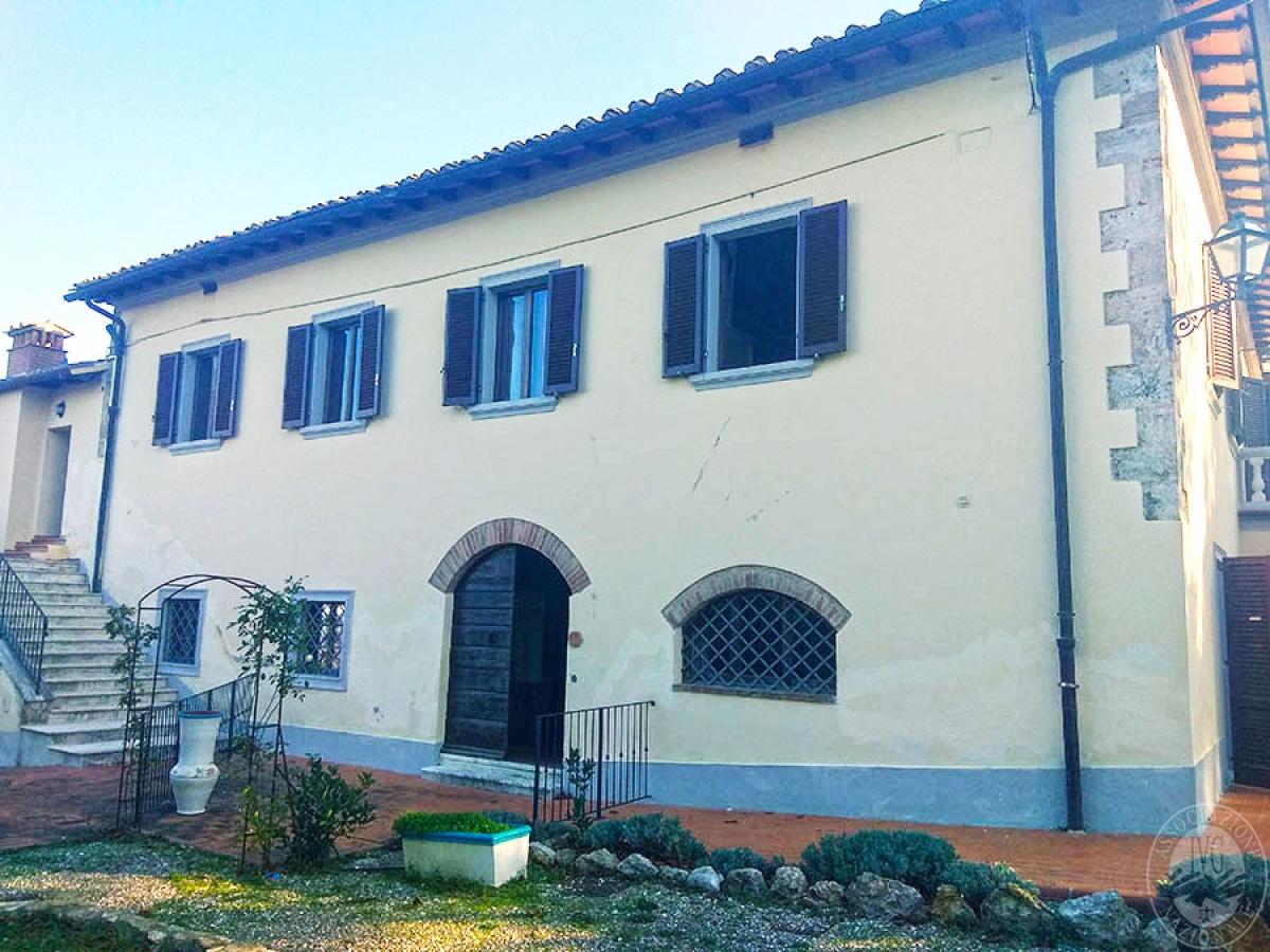 Villa e ristorante a CASOLE D'ELSA in loc. Mucellena-Maggiano 30