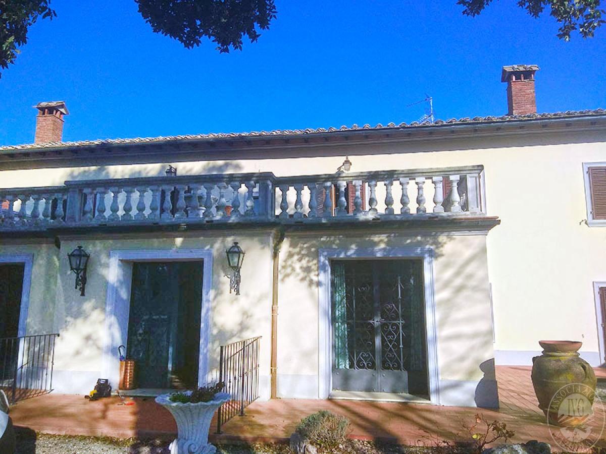 Villa e ristorante a CASOLE D'ELSA in loc. Mucellena-Maggiano 33