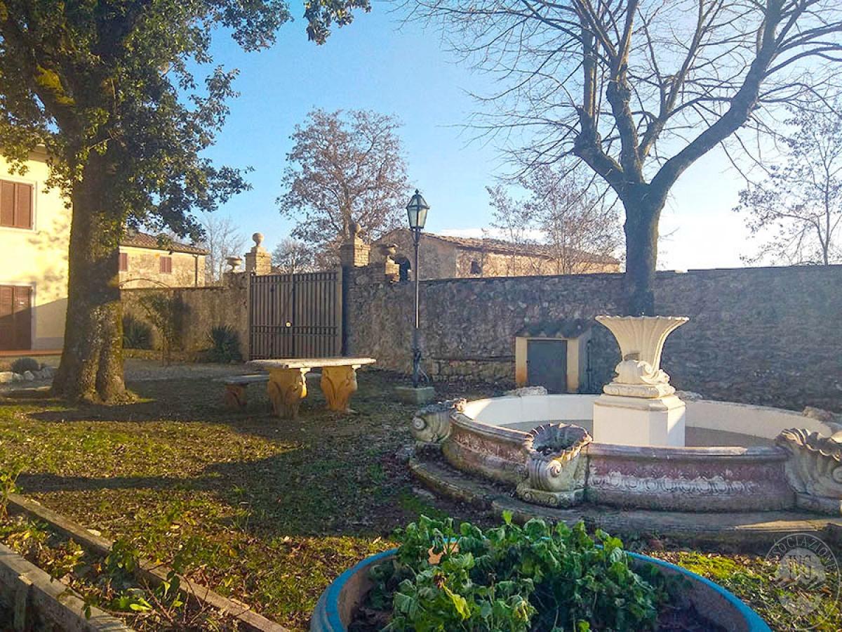 Villa e ristorante a CASOLE D'ELSA in loc. Mucellena-Maggiano 36
