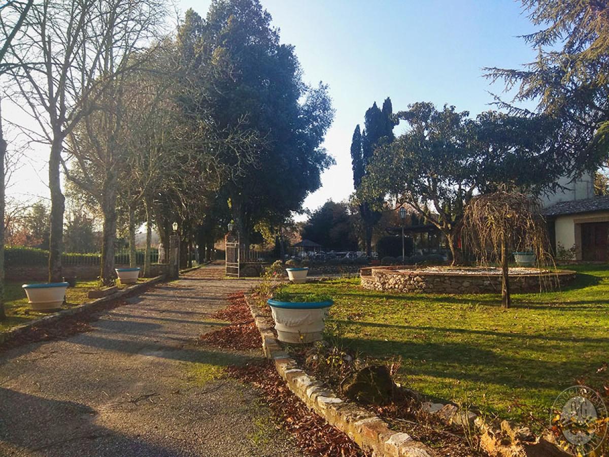 Villa e ristorante a CASOLE D'ELSA in loc. Mucellena-Maggiano 35