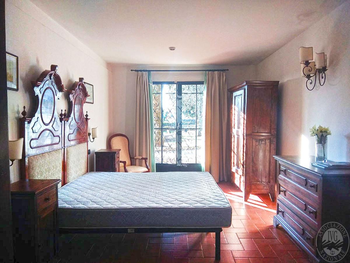 Villa e ristorante a CASOLE D'ELSA in loc. Mucellena-Maggiano 39