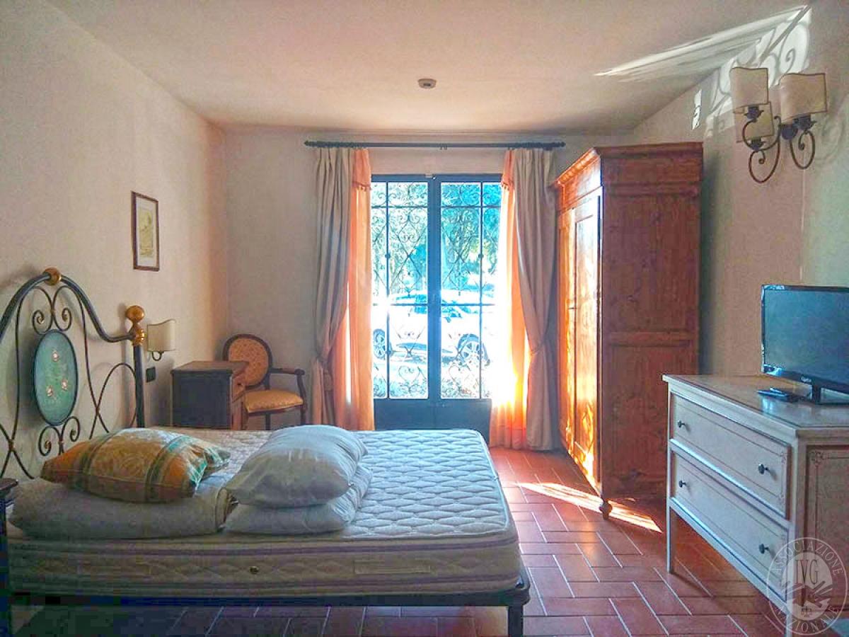 Villa e ristorante a CASOLE D'ELSA in loc. Mucellena-Maggiano 41