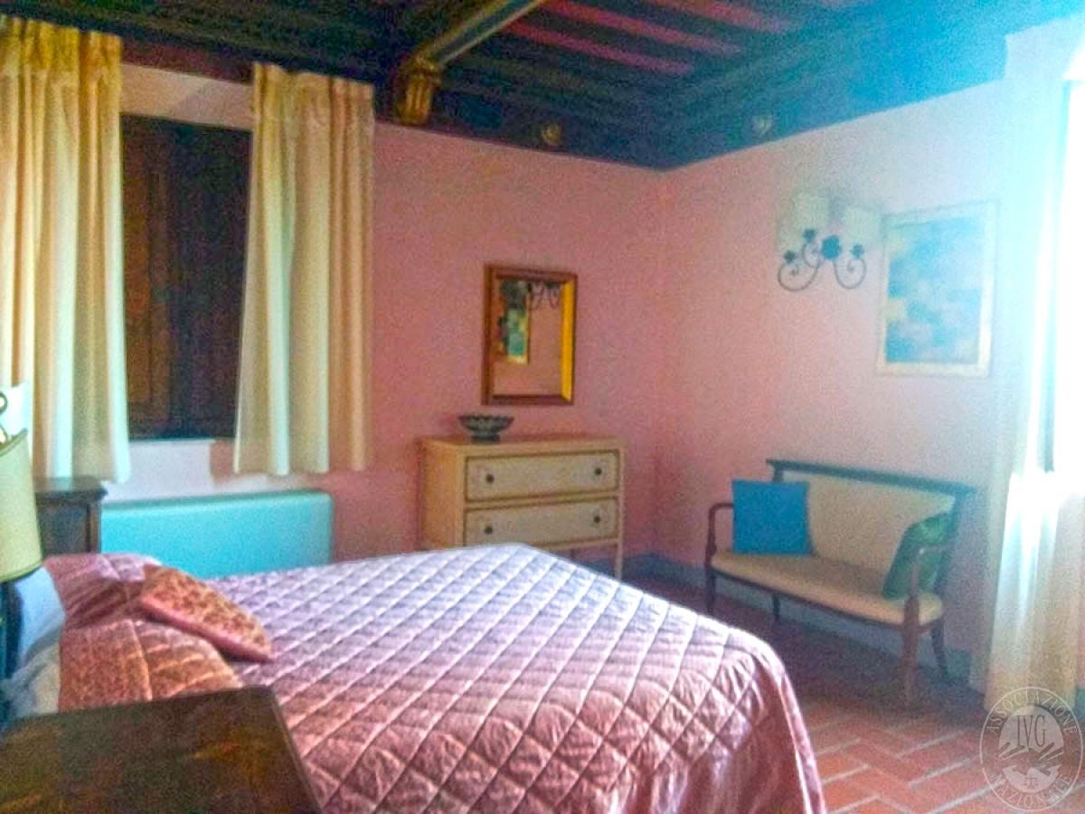 Villa e ristorante a CASOLE D'ELSA in loc. Mucellena-Maggiano 43