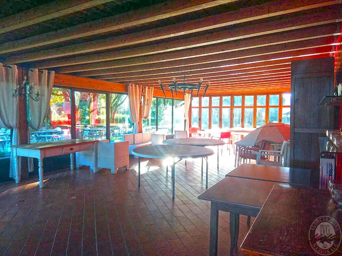 Villa e ristorante a CASOLE D'ELSA in loc. Mucellena-Maggiano 52