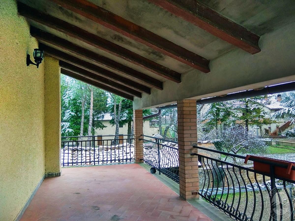 Villa e ristorante a CASOLE D'ELSA in loc. Mucellena-Maggiano 63
