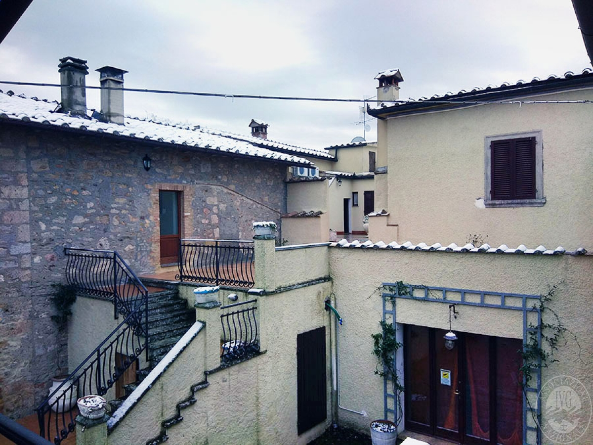 Villa e ristorante a CASOLE D'ELSA in loc. Mucellena-Maggiano 66