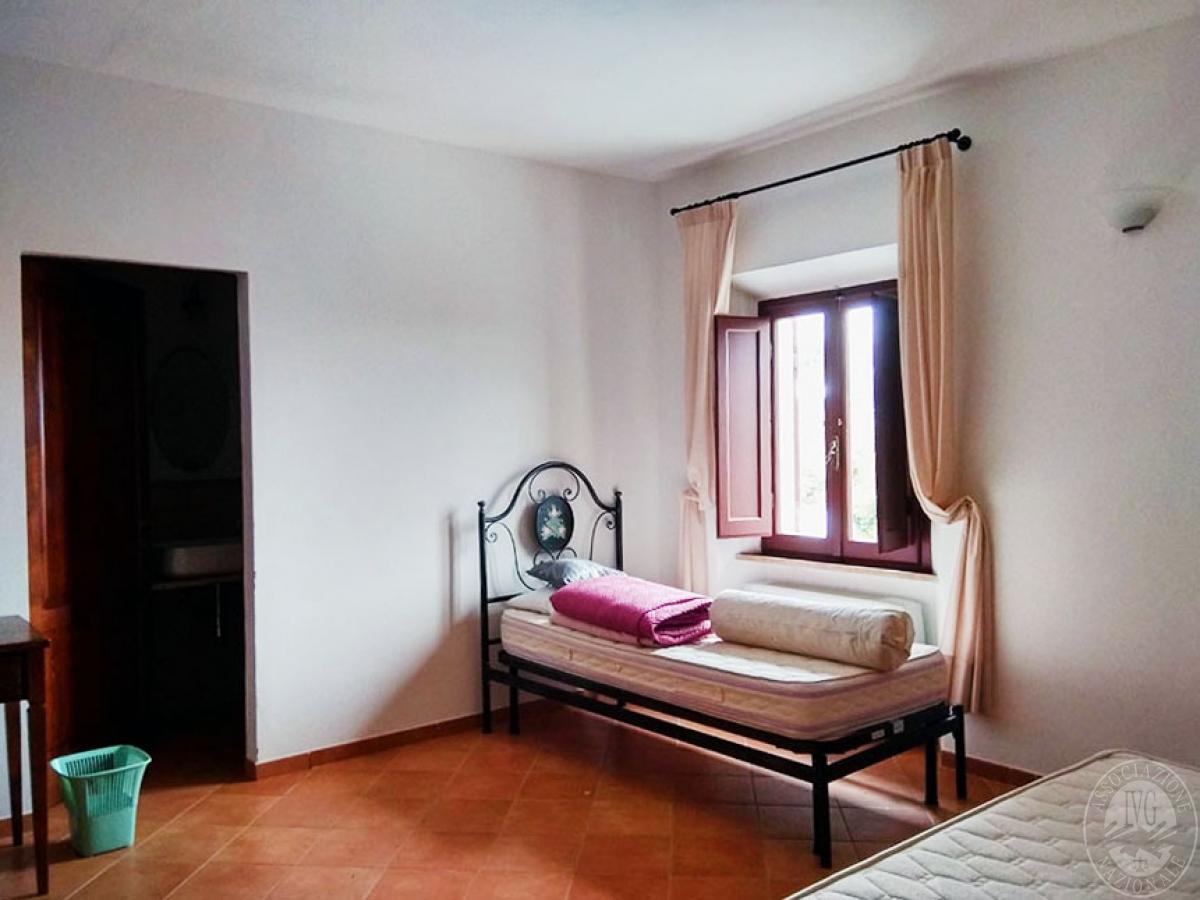 Villa e ristorante a CASOLE D'ELSA in loc. Mucellena-Maggiano 65