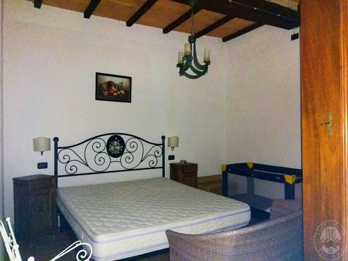 Villa e ristorante a CASOLE D'ELSA in loc. Mucellena-Maggiano 79