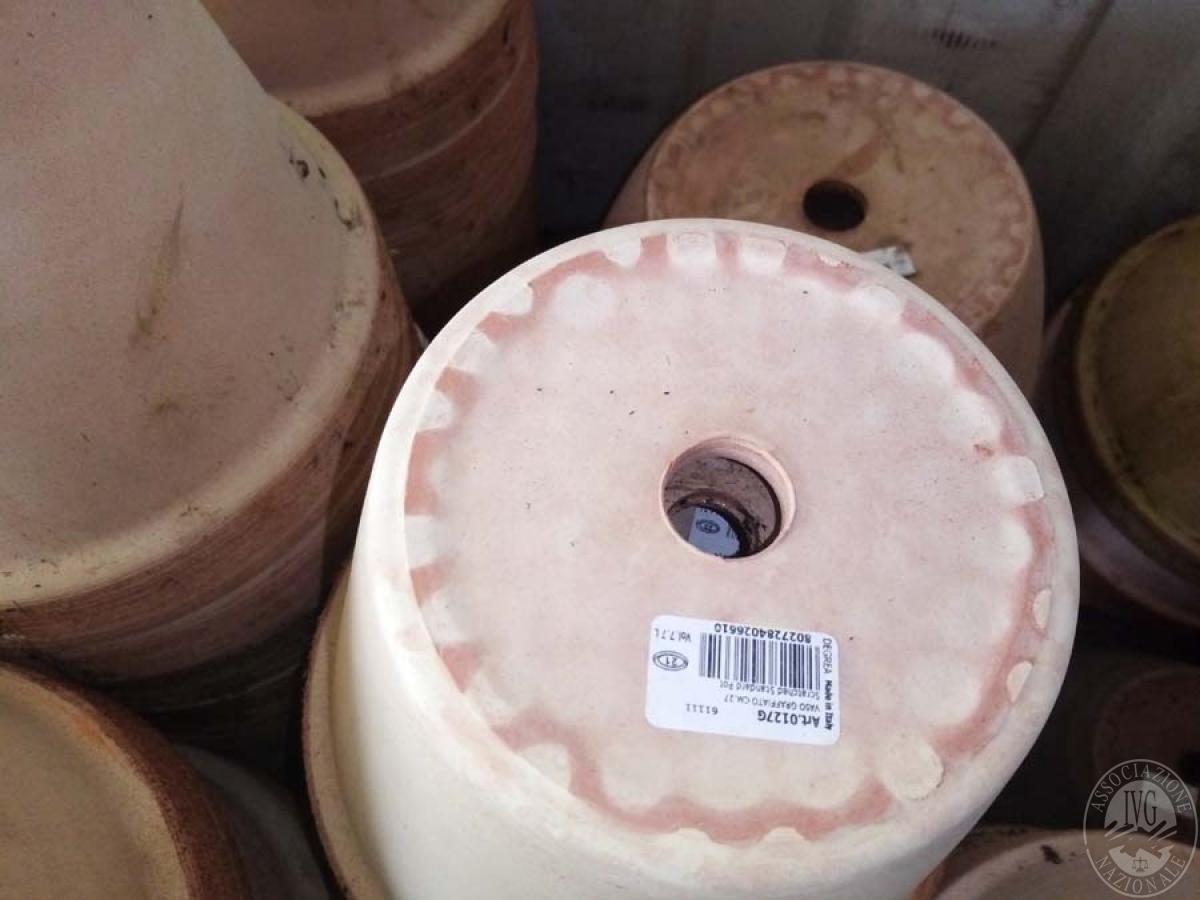 Lotto 5B) N. 500 vasi in terracotta     GARA ONLINE 18 GIUGNO 2021 6