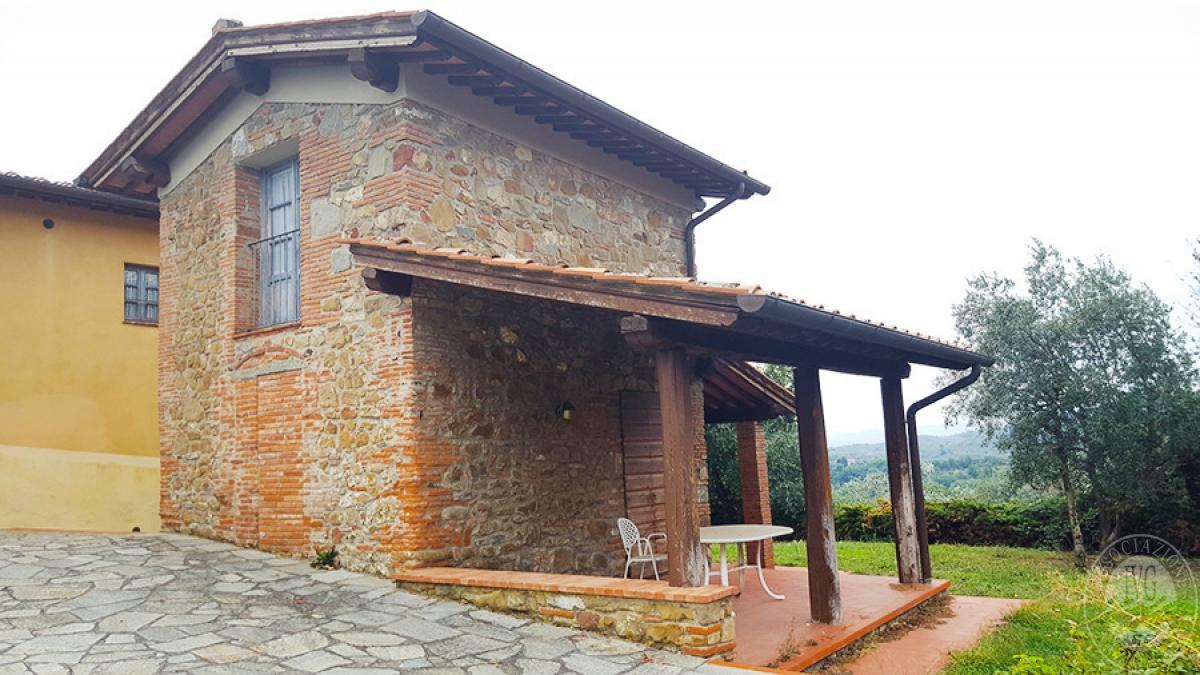 Borgo a CAVRIGLIA in loc. Fontebussi - Lotto 2 6