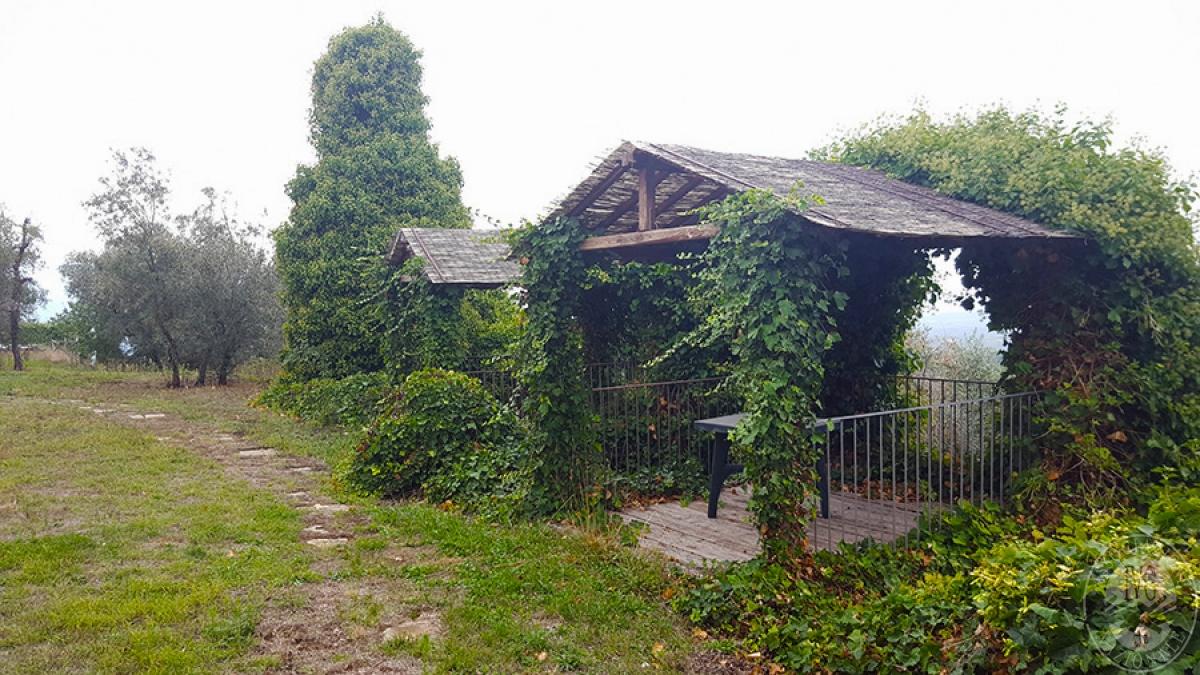 Borgo a CAVRIGLIA in loc. Fontebussi - Lotto 2 12