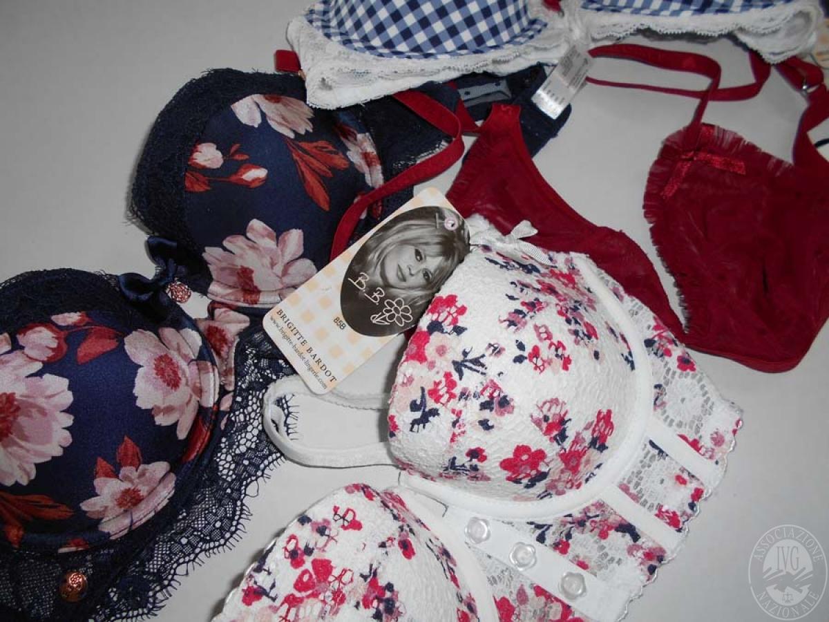 Abbigliamento intimo femminile    GARA ONLINE 21 MAGGIO 2021 1