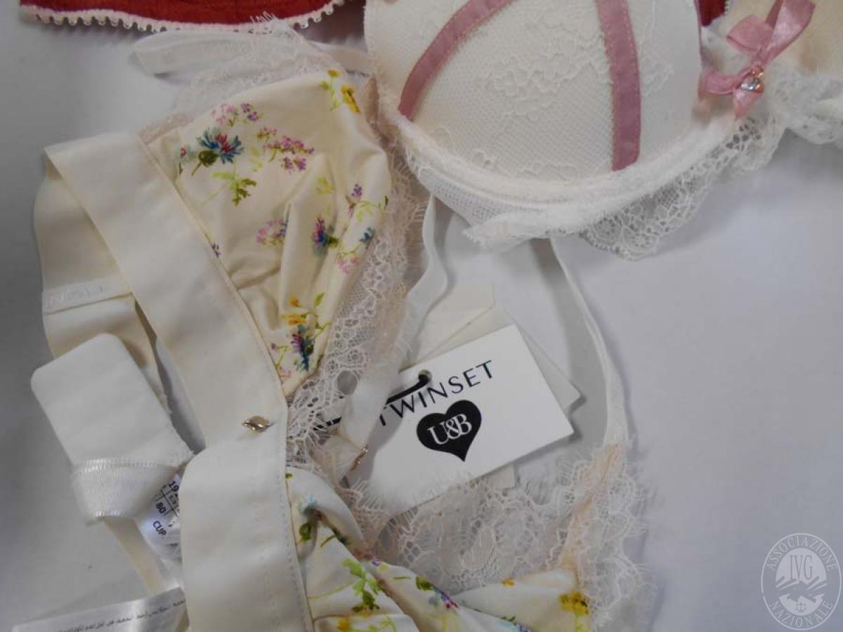 Abbigliamento intimo femminile    GARA ONLINE 21 MAGGIO 2021 7