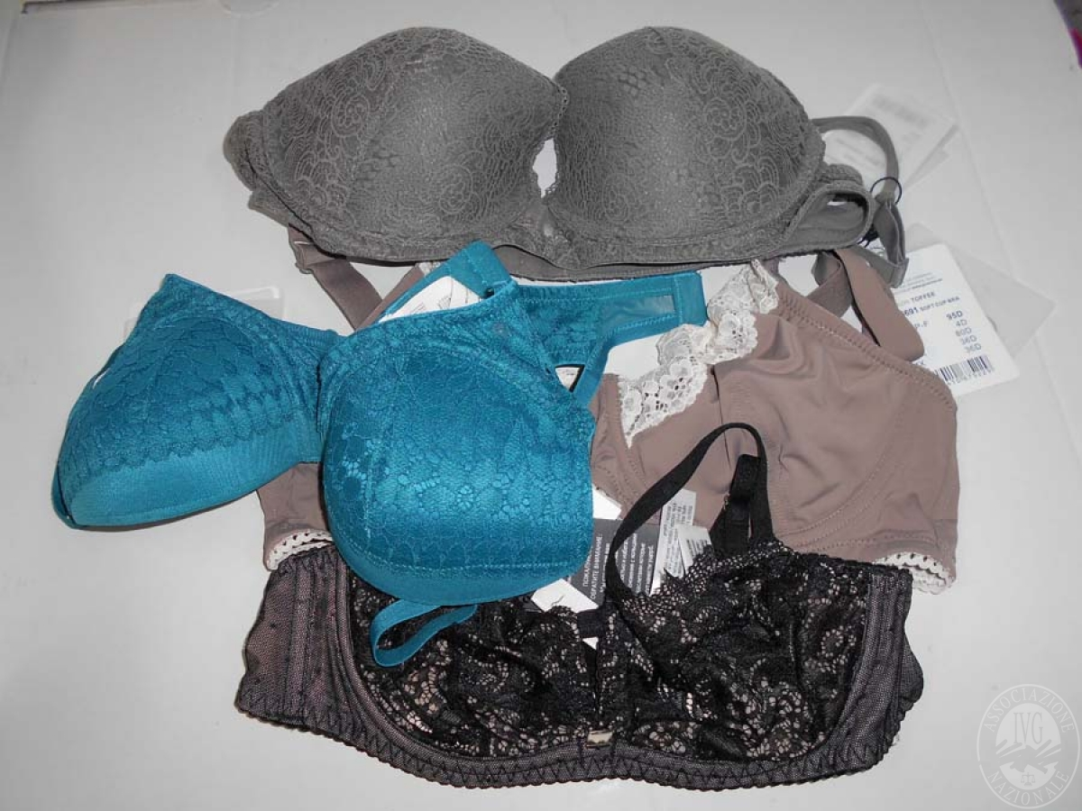 Abbigliamento intimo femminile    GARA ONLINE 21 MAGGIO 2021 11