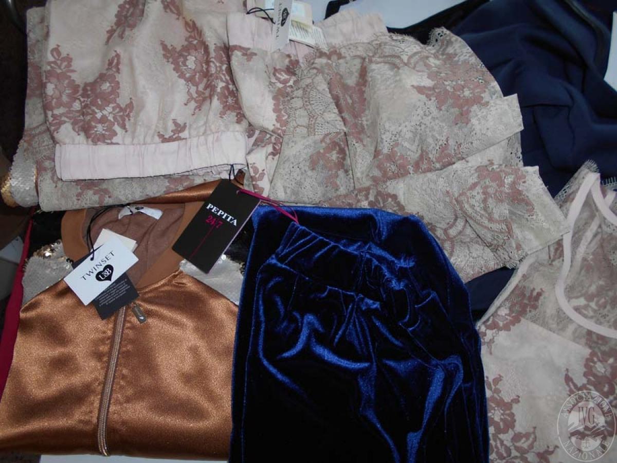 Abbigliamento intimo femminile    GARA ONLINE 21 MAGGIO 2021 22