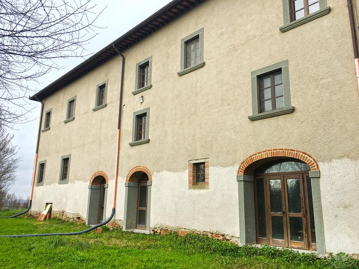 Appartamenti in colonica a Castiglion Fiorentino in località Manciano - Lotto 1