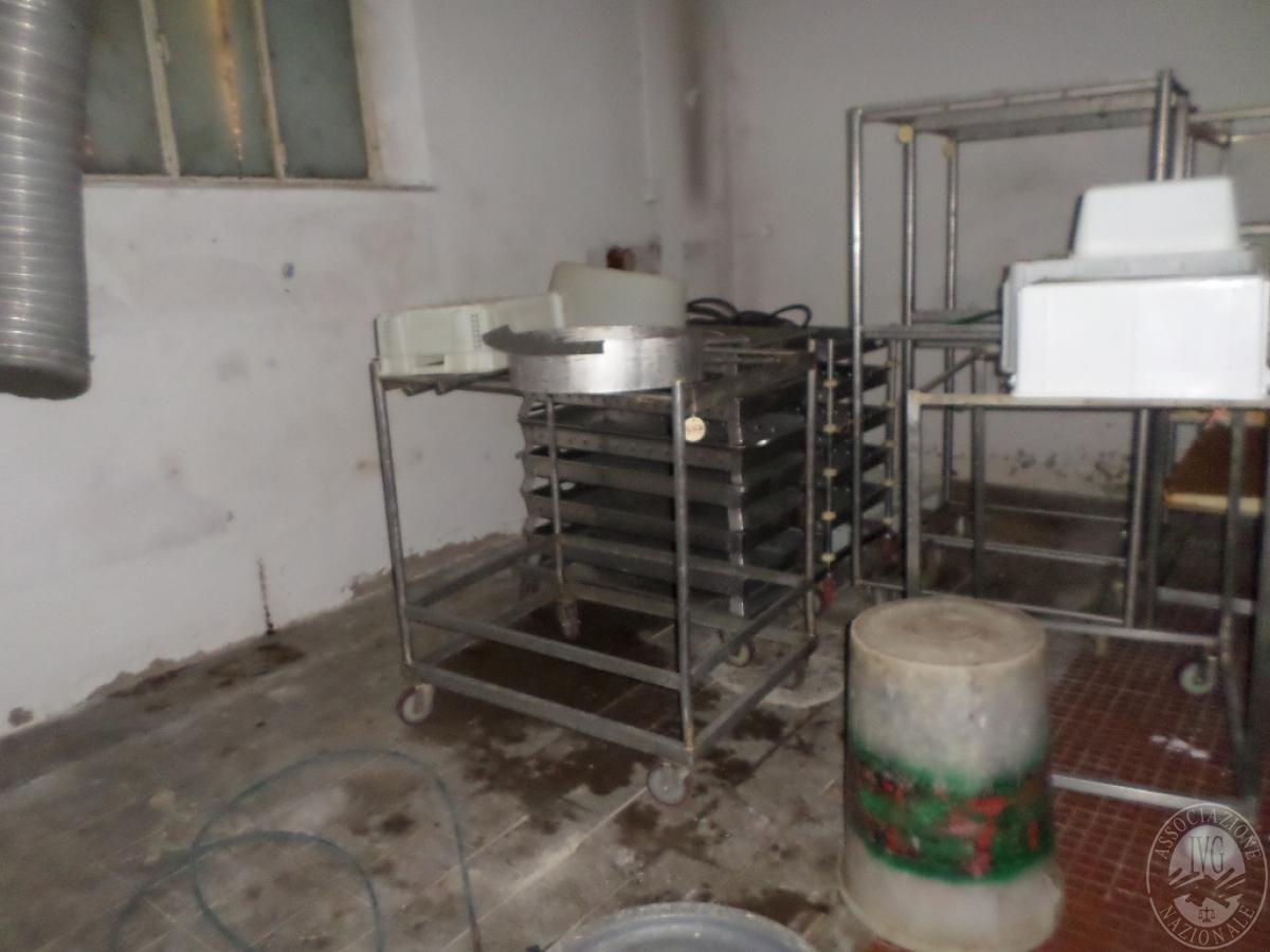 Arredo ed attrezzature per la lavorazione della carne   GARA ONLINE 13 OTTOBRE 2021 6