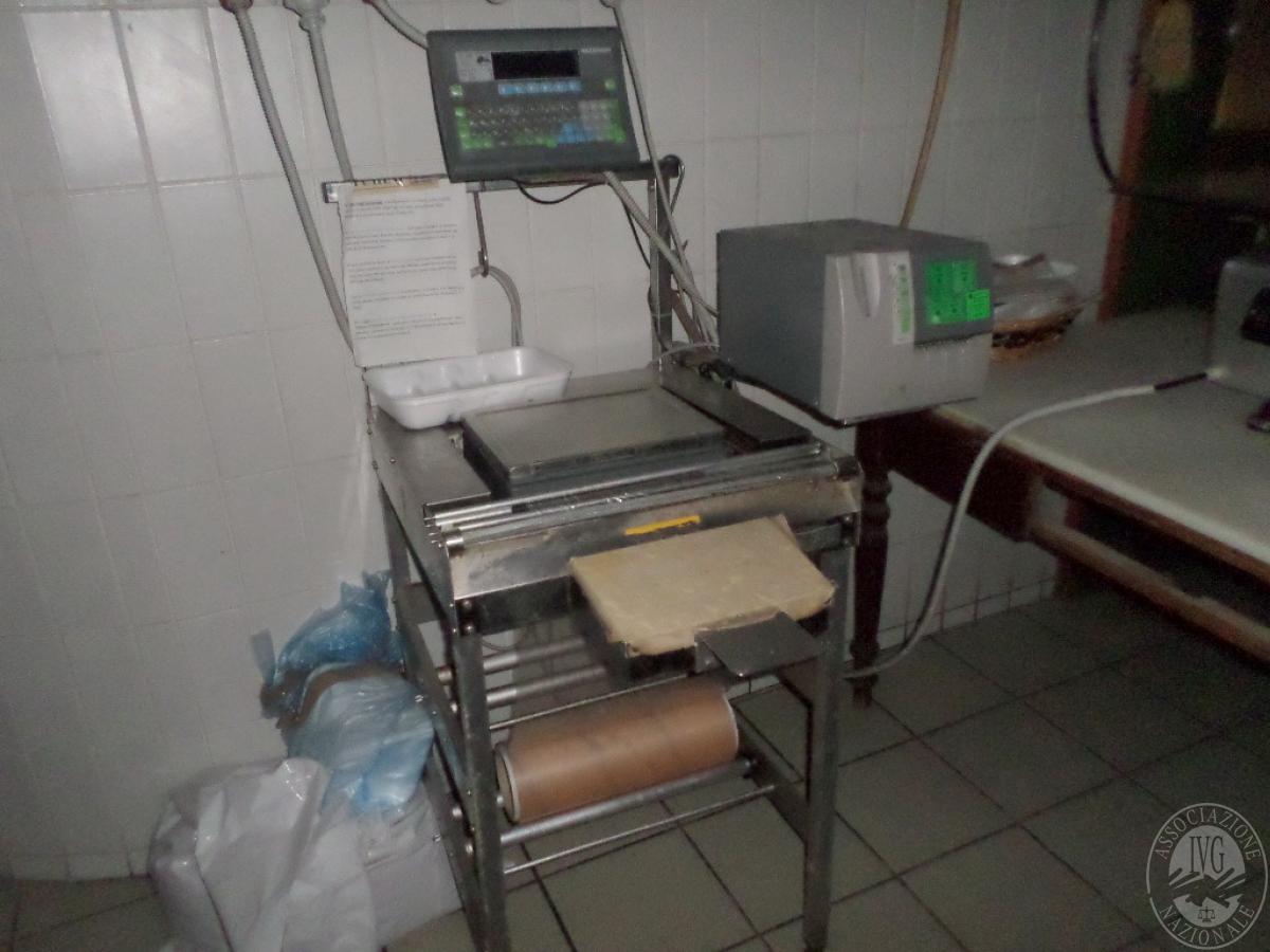 Arredo ed attrezzature per la lavorazione della carne   GARA ONLINE 13 OTTOBRE 2021 27