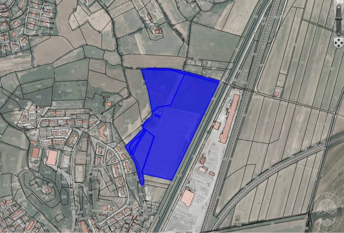 Terreni Edificabili a Chiusi Scalo, Via Etruria