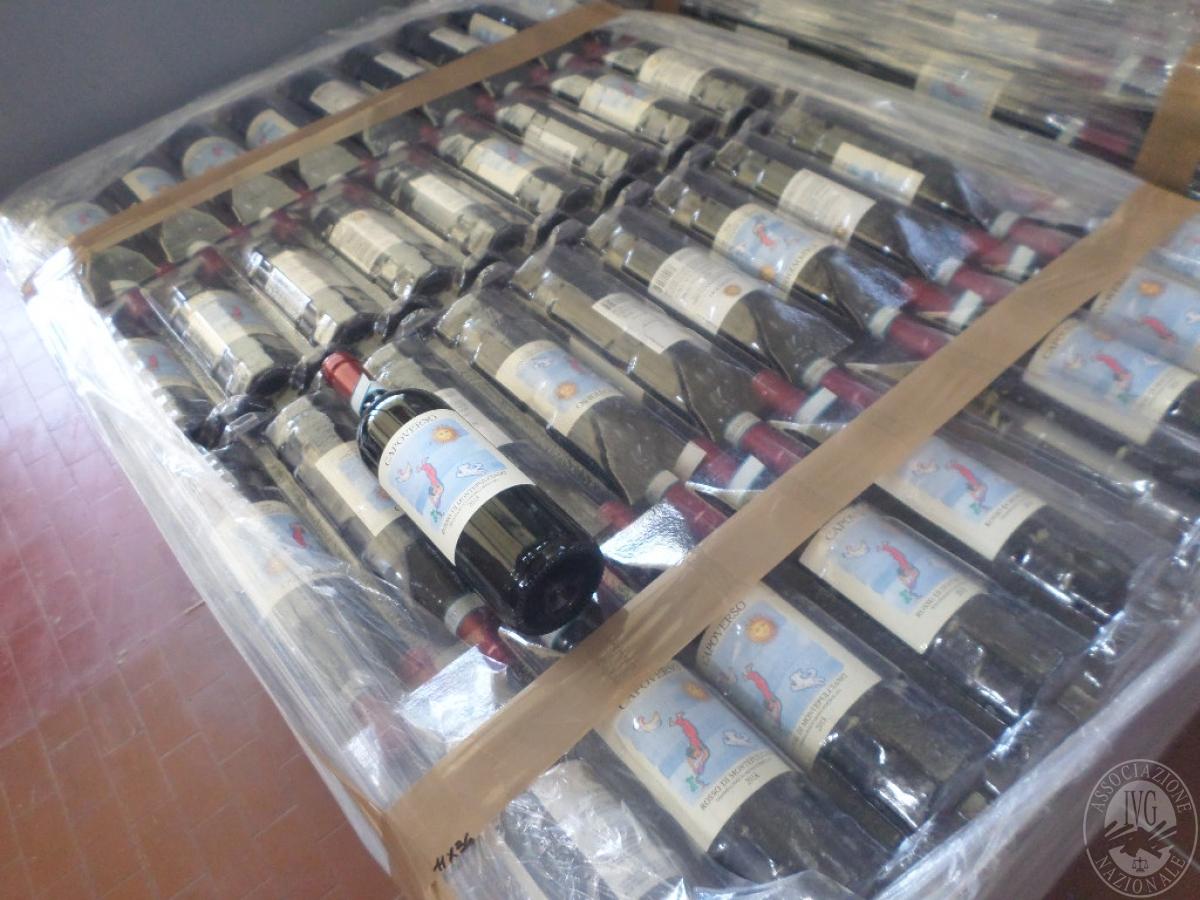 Lotto 26) N. 396 bottiglie di Rosso di Montepulciano    GARA ONLINE 13 LUGLIO 2021 1