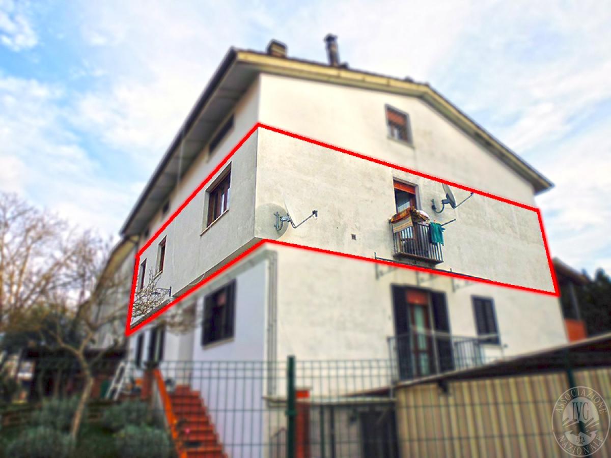 Appartamento a BIBBIENA in Via San Francesco - Lotto F