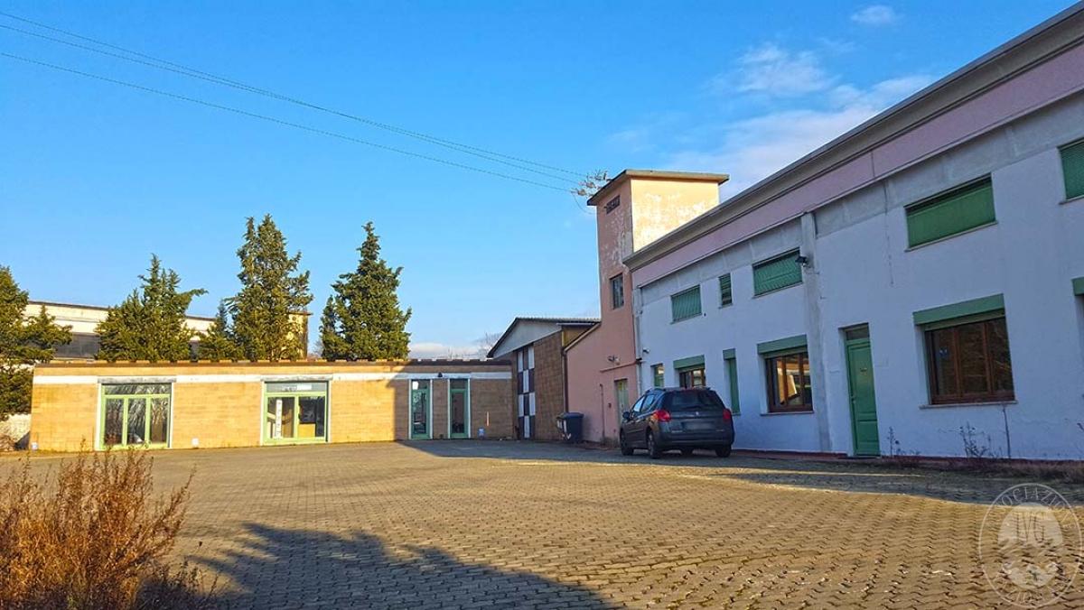 Immobile ad uso industriale a Castelfranco Piandiscò in Via Botriolo