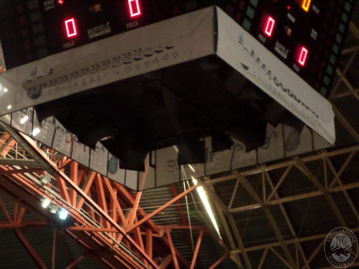 LOTTO 1) tabellone piramidale, 37 metri banner bordocampo, sistema audio    GARA ONLINE 18 GIUGNO 2021 2