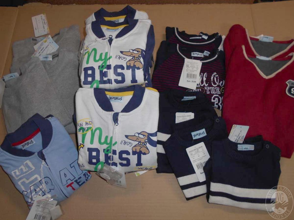 Circa 520 capi di abbigliamento da bambino, NUOVO   GARA ONLINE 21 MAGGIO 2021 3