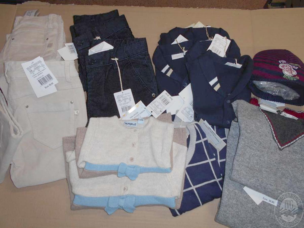 Circa 520 capi di abbigliamento da bambino, NUOVO   GARA ONLINE 21 MAGGIO 2021 4
