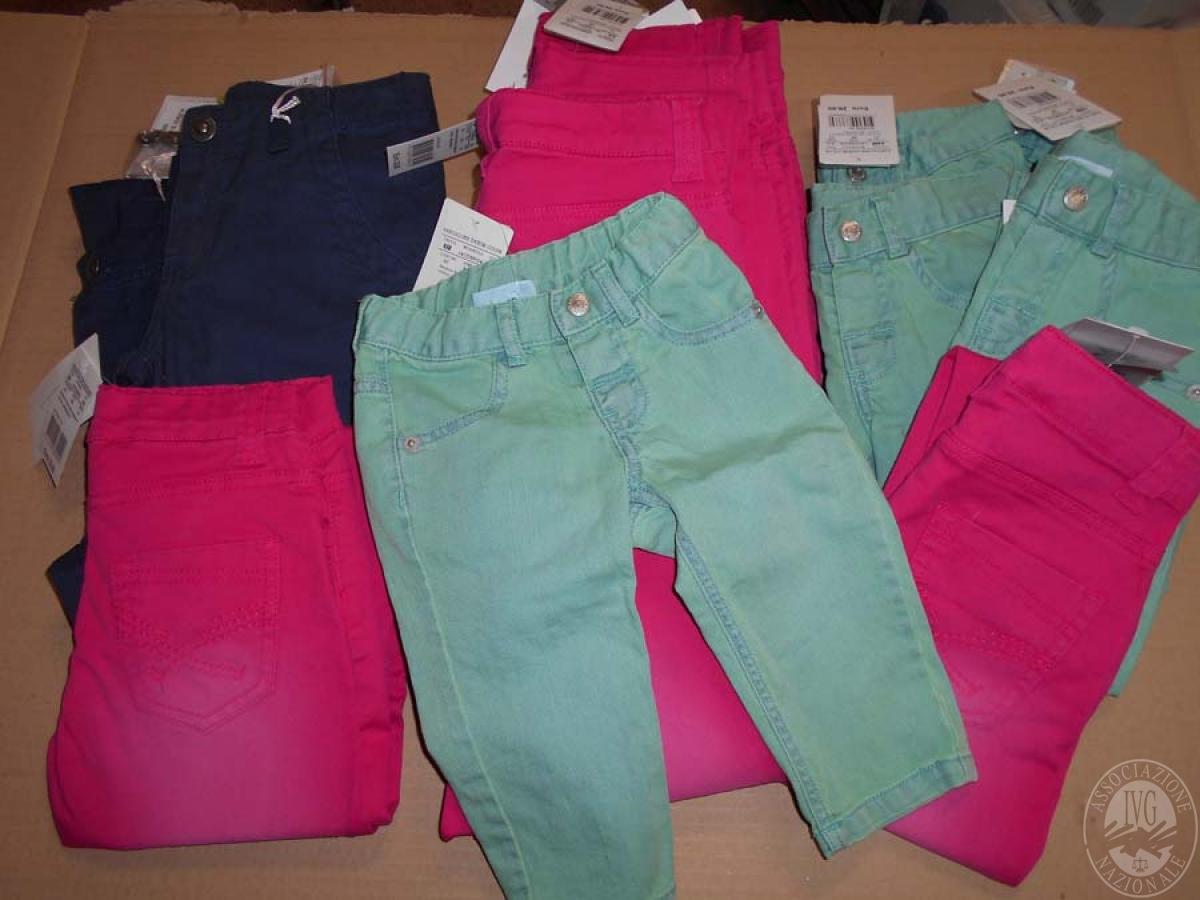 Circa 520 capi di abbigliamento da bambino, NUOVO   GARA ONLINE 21 MAGGIO 2021 9