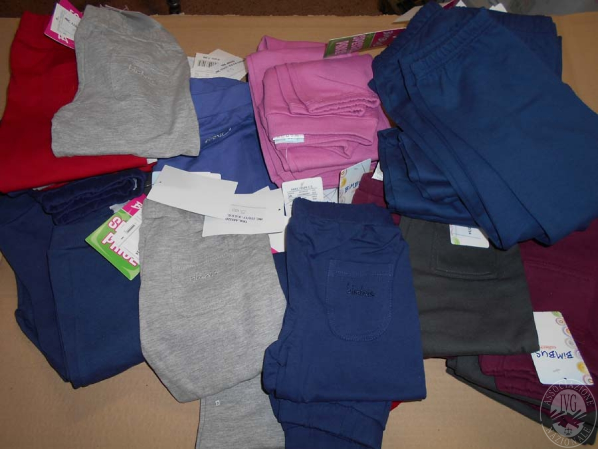 Circa 520 capi di abbigliamento da bambino, NUOVO   GARA ONLINE 21 MAGGIO 2021 12