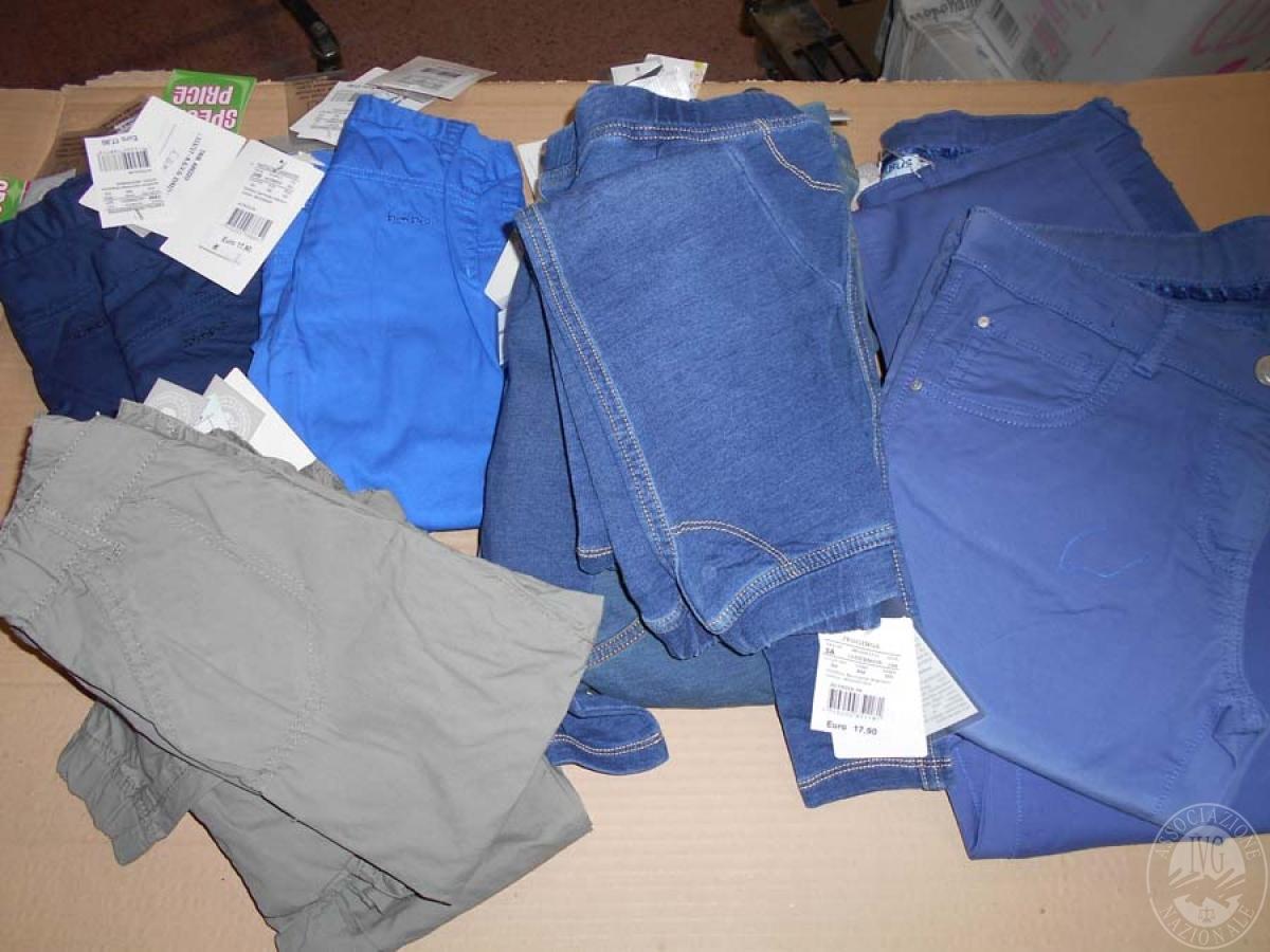 Circa 520 capi di abbigliamento da bambino, NUOVO   GARA ONLINE 21 MAGGIO 2021 13