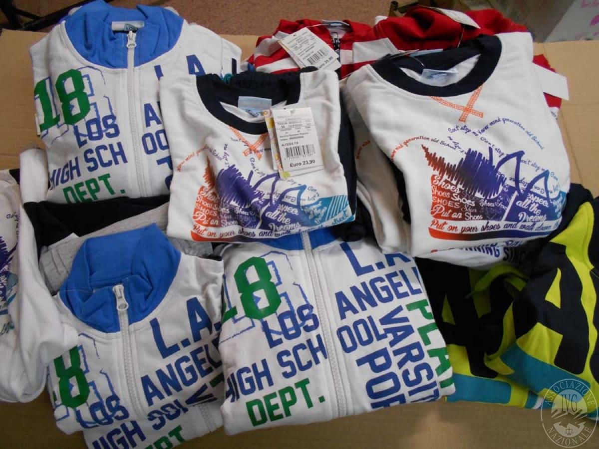 Circa 520 capi di abbigliamento da bambino, NUOVO   GARA ONLINE 21 MAGGIO 2021 15