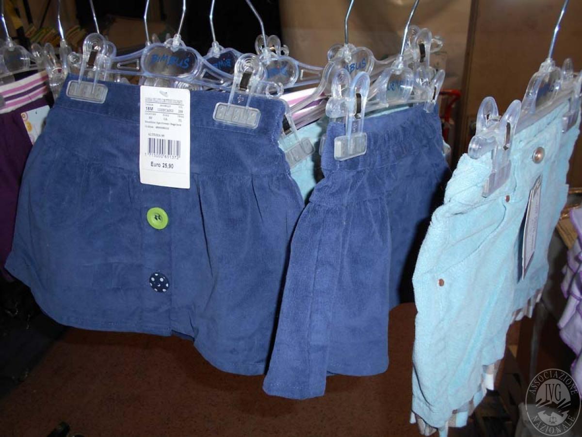 Circa 520 capi di abbigliamento da bambino, NUOVO   GARA ONLINE 21 MAGGIO 2021 14