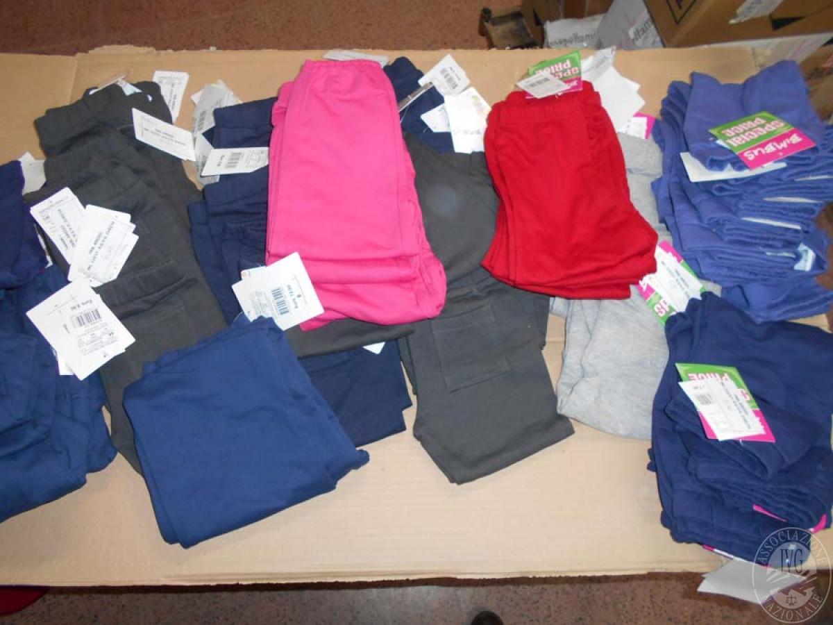 Circa 520 capi di abbigliamento da bambino, NUOVO   GARA ONLINE 21 MAGGIO 2021 17