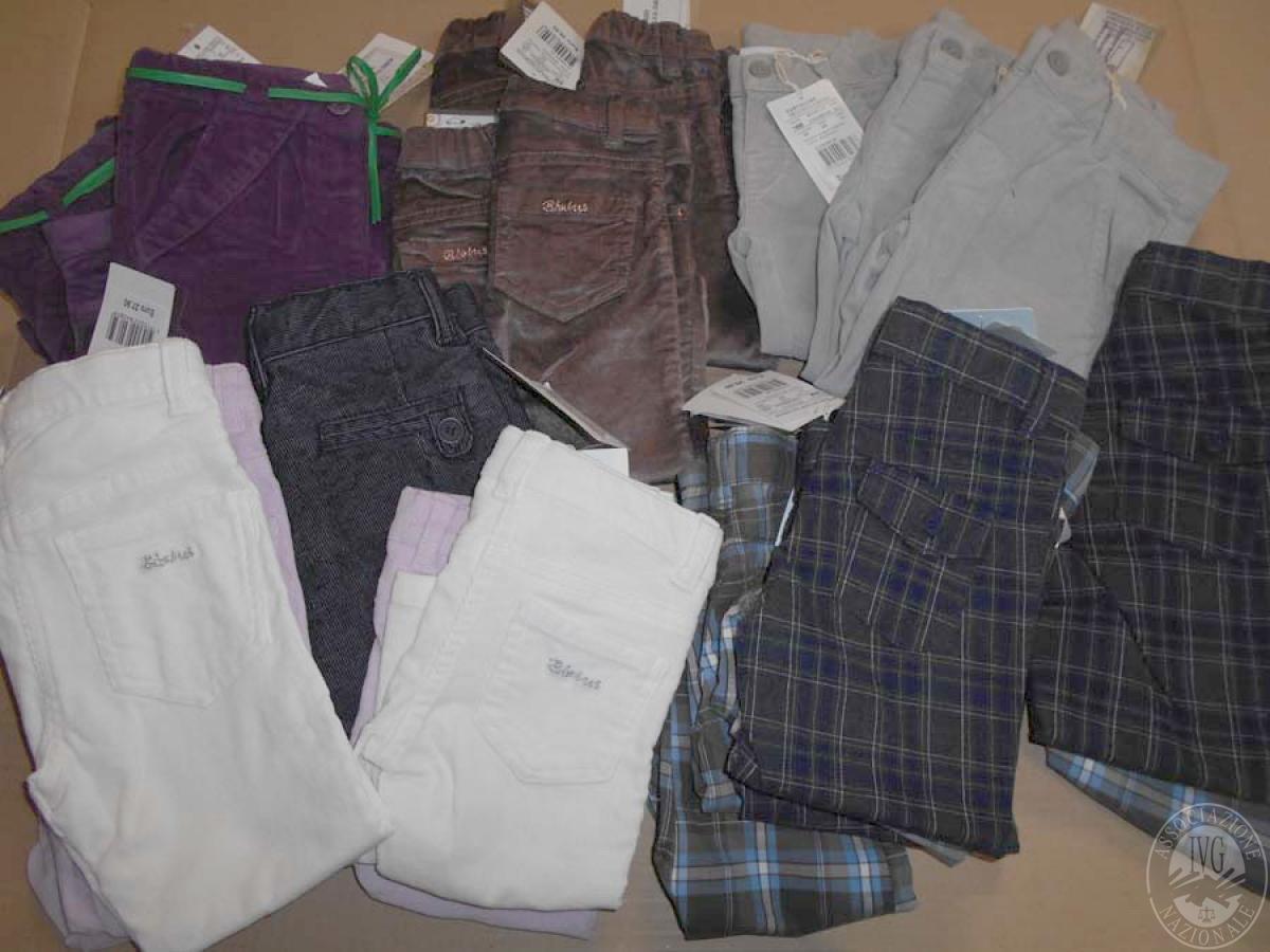 Circa 520 capi di abbigliamento da bambino, NUOVO   GARA ONLINE 21 MAGGIO 2021 21
